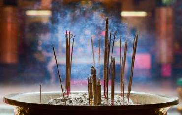 The Past and The Present of The Incense Stick
