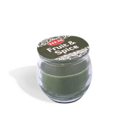 Fruit & Spice Fragrance Candle