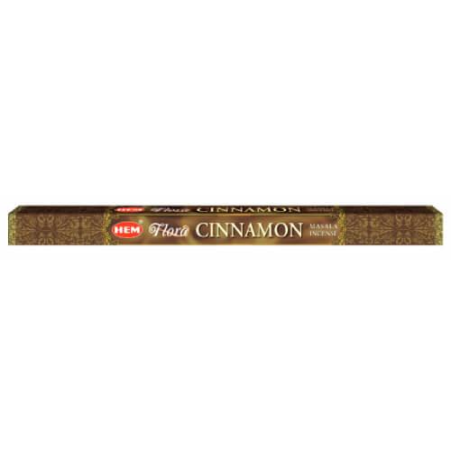 Cinnamon Flora Square