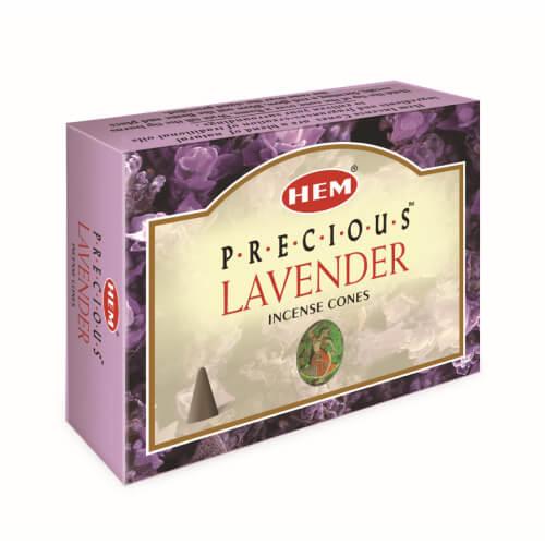 Precious Lavender Cones