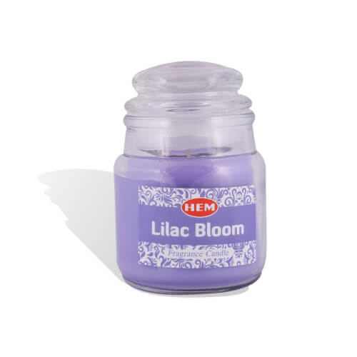 Lilac Bloom Fragrance Candle