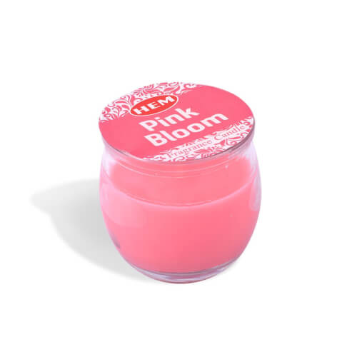 Pink Bloom Fragrance Candle