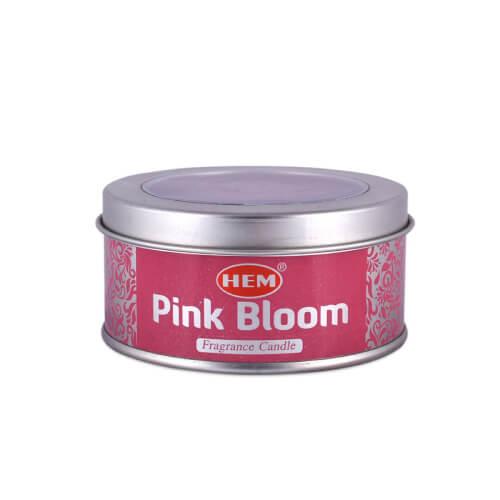 Pink Bloom Fragrance Candle