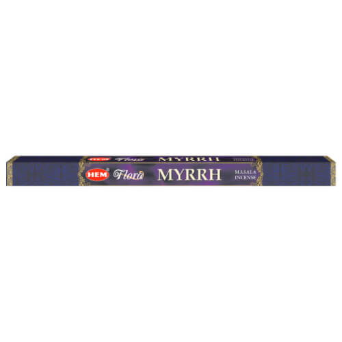 Myrrh Flora Square