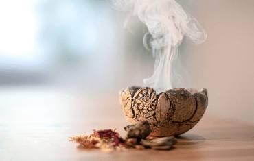 Perfect Way To Burn Resin Incense