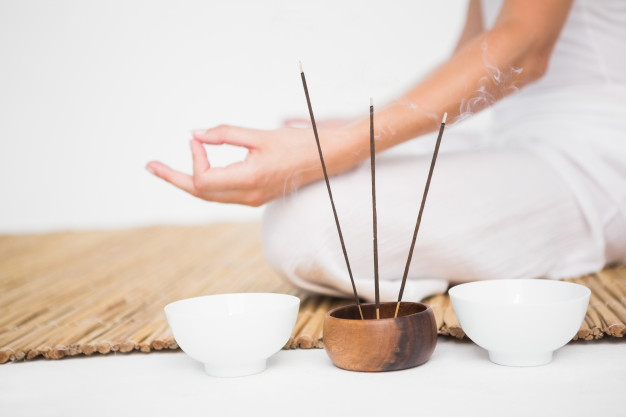 How to purify the ambiance for a Divine Meditation experience!