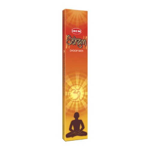 Soham Dhoop Batti Tall Box